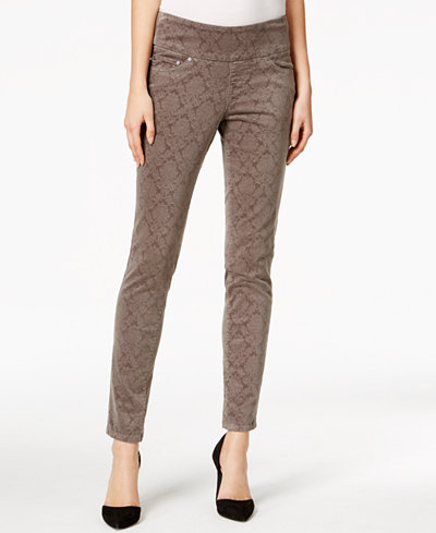 JAG Petite Nora Skinny Corduroy Pants - Pants & Capris - Women ...