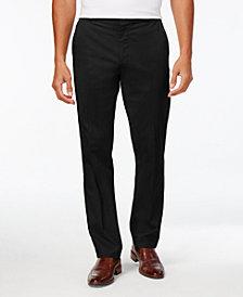 Calvin Klein Men's Regular Fit Cotton Stretch Twill Pants