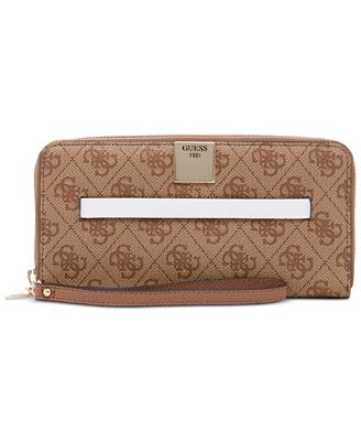 GUESS Christy Large Zip-Around Wallet