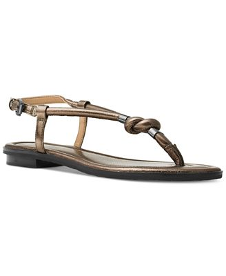 MICHAEL Michael Kors Holly Flat Thong Sandals