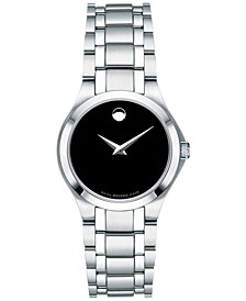 Women's Swiss Collection Stainless Steel Bracelet Watch 28mm, Created for Macy's