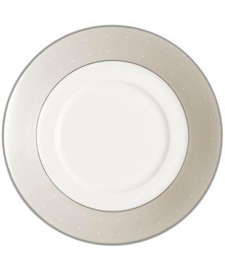 Dinnerware, Etoile Platinum Tea Saucer