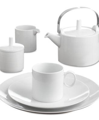 Thomas Rosenthal Loft Dinnerware Collection  sc 1 st  Macy\u0027s & Thomas Rosenthal Loft Dinnerware Collection - Fine China - Macy\u0027s