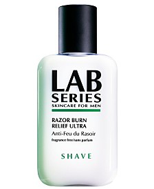 Lab Series Shave Collection Razor Burn Relief,  3.4 oz.