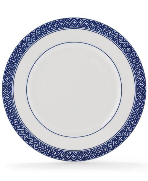 Lauren Ralph Mandarin Blue Etizer Plate Reviews