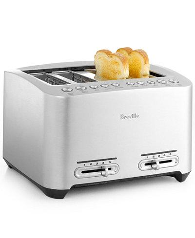 Breville Bta840xl Toaster 4 Slice Automatic Electrics