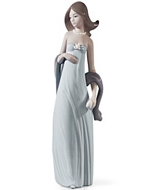 Lladro Collectible Figurine, Ingenue