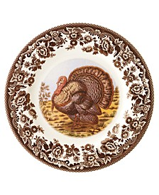 """Woodland"" Turkey Salad Plate"