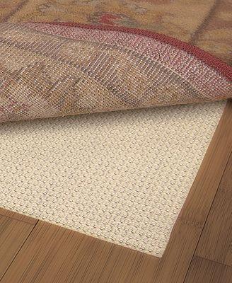 rug pads, sure grip non slip - rugs - macy's