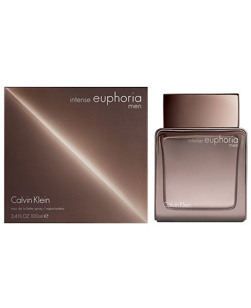 7f69217945 Calvin Klein euphoria men intense Eau de Toilette Spray