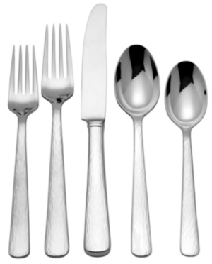 Reed  Barton Silver Echo 5Piece Place Setting
