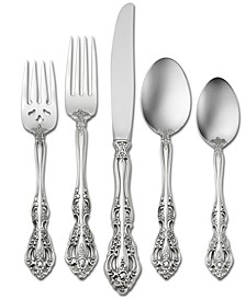 Michelangelo 20 Pc Set, Service for 4