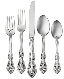 Oneida Michelangelo 45-Piece Flatware Set, Service for 8
