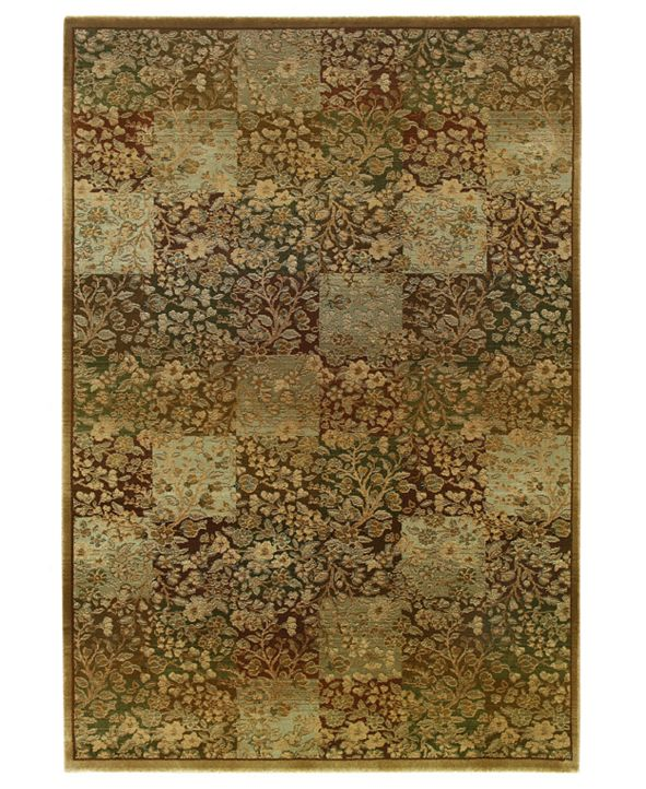 Oriental Weavers Rugs, Generations 3435Y Green