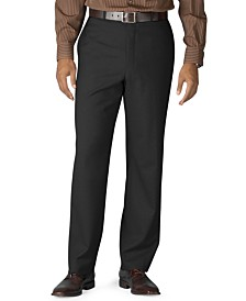 Lauren Ralph Lauren 100% Wool Flat-Front Dress Pants
