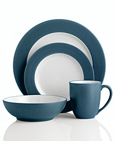 Noritake Colorwave Rim 4-Piece Place Setting