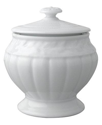 Bernardaud Dinnerware, Louvre Sugar Bowl