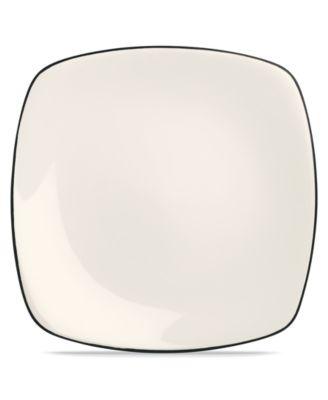 main image  sc 1 st  Macyu0027s & Noritake Colorwave Square Dinner Plates - Dinnerware - Dining ...