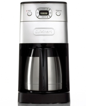 cuisinart automatic grind and brew manual dgb 300