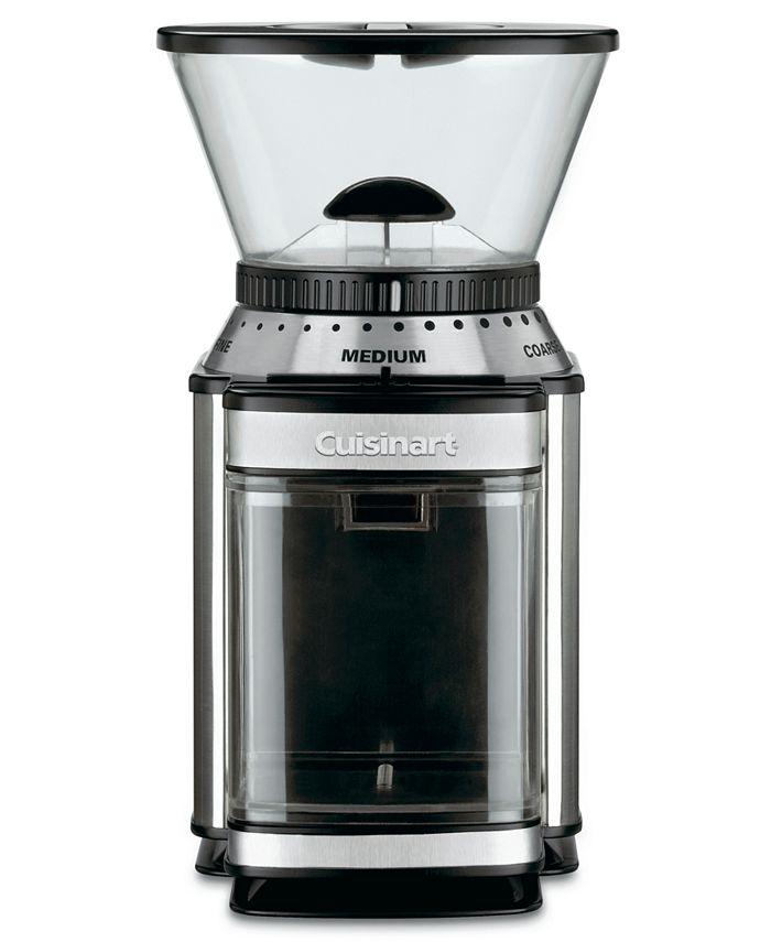 Cuisinart - DBM-8 Coffee Grinder, Supreme Grind Automatic Burr Mill