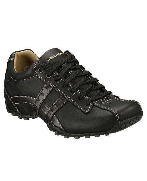 Skechers Men's Midnight Laced Sneakers from Finish Line