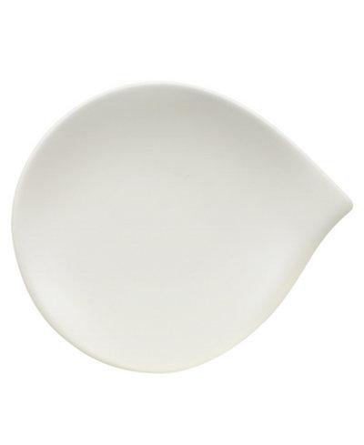 Villeroy & Boch Dinnerware, Flow Bread and Butter Plate