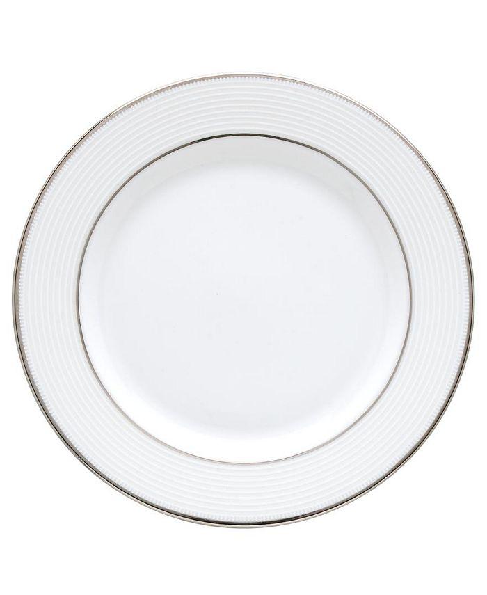 Lenox - Opal Innocence Stripe Appetizer Plate