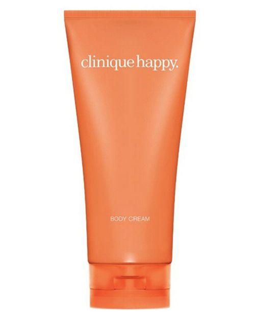 Clinique Happy Body Cream, 6.7 fl oz