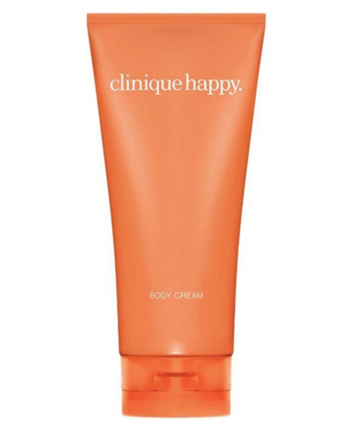 Clinique - Happy Body Cream  6.7 fl.oz.