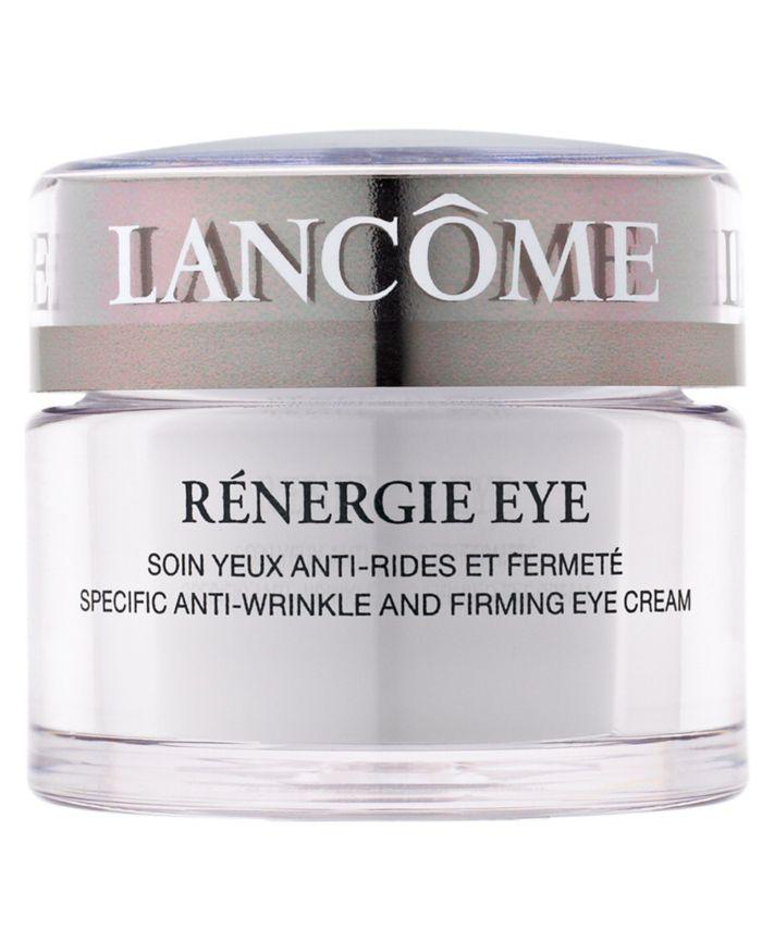 Lancôme Rénergie Eye Anti-Wrinkle Cream, 0.5 Fl. Oz. & Reviews - Skin Care - Beauty - Macy's