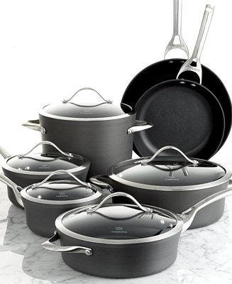 Calphalon Contemporary Nonstick 12 Pc Cookware Set
