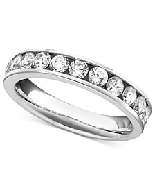 Diamond Band Ring in 14k Gold or White Gold (1 ct. t.w.)