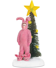 Department 56 A Christmas Story Village Pink Nightmare Collectible Figurine