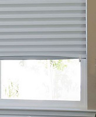 Easy Installation! Redi Shade Temporary Room Darkening Shades, Set of 6