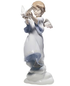 Lladro Collectible Figurine, Peace on Earth
