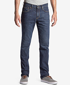 Wrangler Men's Advanced Comfort Slim Straight Jeans