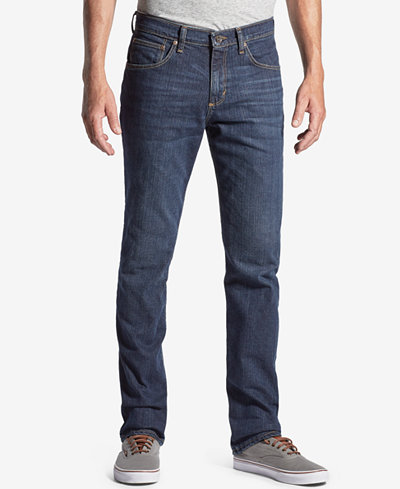 Thank you for your interest in Wrangler. The Men's Wrangler Retro Slim Fit Straight Leg Jean is a low-rise garment. The actual measurements at rise, thigh, knee and leg opening vary depending upon the waist size and inseam length. Please call us at for assistance.4/4(61).