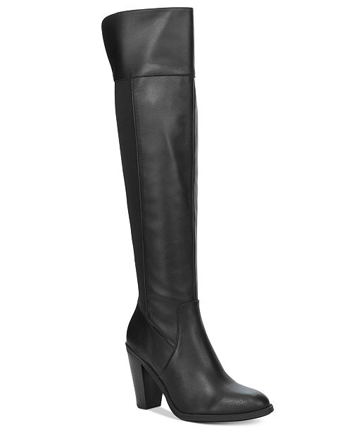 7451cbde78e Kenneth Cole Reaction Women s Very Clear Tall Boots   Reviews ...