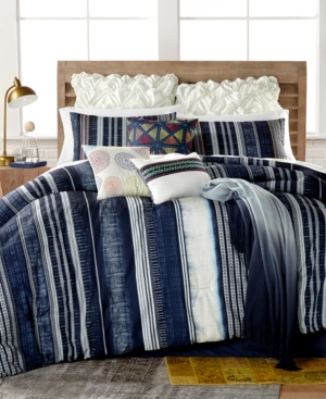 London 10-Pc. Queen Comforter...