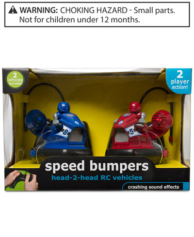 Black Series Speed Bumpers Bumper Cars