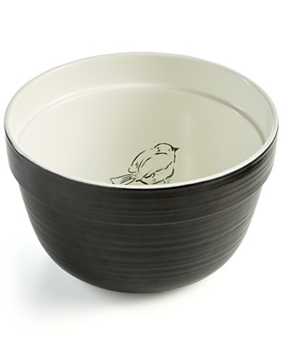 Martha Stewart Collection Large Heirloom Mixing Bowl, Created for Macy's