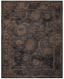 Nourison 2020 NR202 Charcoal Area Rugs