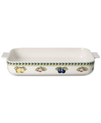 French Garden Rectangular Baking Dish