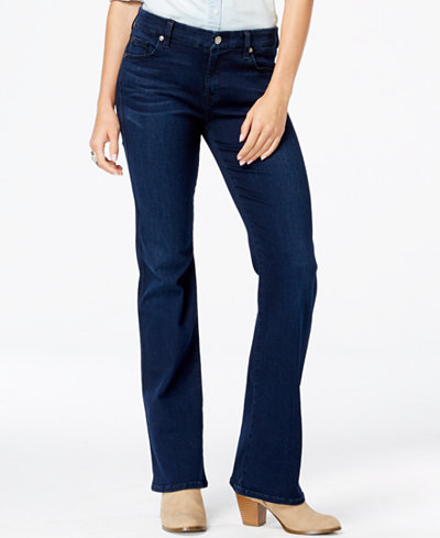 7 For All Mankind Jimmie Bootcut Jeans - Jeans - Women - Macy's