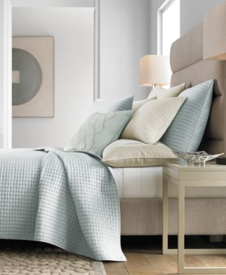hotel collection ogee quilted fullqueen coverlet created for macyu0027s