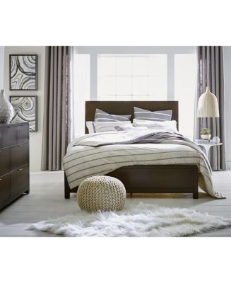 Tribeca Queen Pc Bedroom Set Created For Macy S Bed