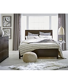 Tribeca Brown Bedroom Collection, Created for Macy's