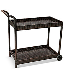 Talen Bar Cart, Quick Ship