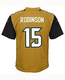 Nike Allen Robinson Jacksonville Jaguars Color Rush Jersey, Big Boys (8-20)