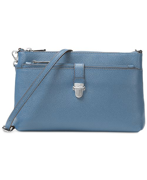 07710f96d69d06 Michael Kors Mercer Large Snap Pocket Crossbody & Reviews - Handbags ...